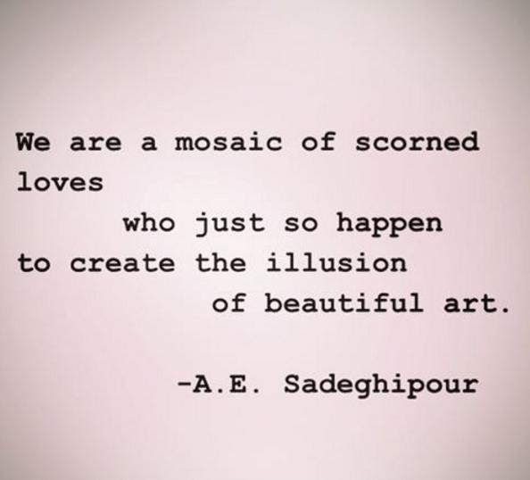A.Sadeghipour.ScornedLovesandBeautifulIllusions.png